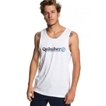 Quiksilver QUIKSILVER ART TICKLE-VEST FOR MEN-WHITE