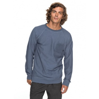 Quiksilver QUIKSILVER BAAO-SWEATSHIRT FOR MEN-BLUE
