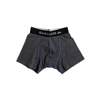 Quiksilver QUIKSILVER BOXER EDITION-BOXER BRIEFS FOR BOYS 8-16-BLACK