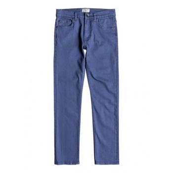 Quiksilver QUIKSILVER DISTORSION COLORS-SLIM FIT JEANS FOR BOYS 8-16-BLUE