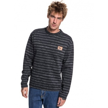 Quiksilver QUIKSILVER EARLY FAZE-SWEATSHIRT FOR MEN-BLACK