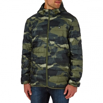 Quiksilver QUIKSILVER EVERYDAY SCALY JACKET FOUR LEAF CLOVER RESIN CAMO