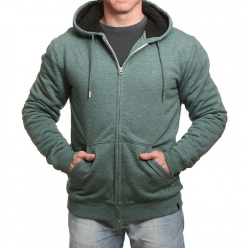 Quiksilver Quiksilver Everyday Sherpa Silver Pine Heather