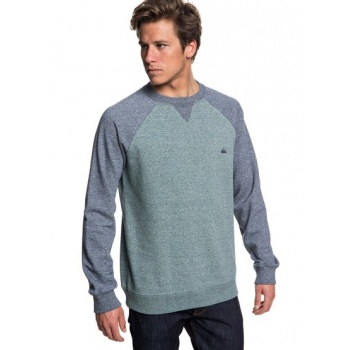 Quiksilver QUIKSILVER EVERYDAY-SWEATSHIRT FOR MEN-BLUE