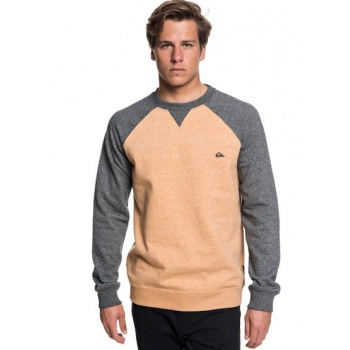 Quiksilver QUIKSILVER EVERYDAY-SWEATSHIRT FOR MEN-ORANGE