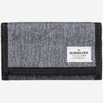 Quiksilver QUIKSILVER EVERYWEAR-TRI-FOLD WALLET-GREY