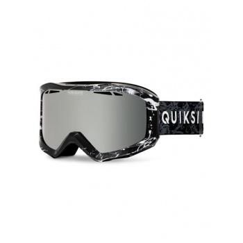 Quiksilver QUIKSILVER FENOM-SNOWBOARD/SKI GOGGLES FOR MEN-BLACK