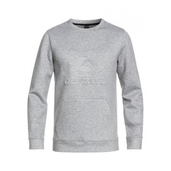 Quiksilver QUIKSILVER FREEDOM-TECHNICAL SWEATSHIRT FOR MEN-BLACK