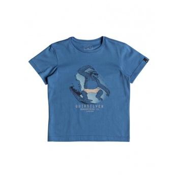 Quiksilver QUIKSILVER FREESTYLE-T-SHIRT FOR BOYS 2-7-BLUE