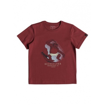 Quiksilver QUIKSILVER FREESTYLE-T-SHIRT FOR BOYS 2-7-RED