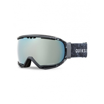 Quiksilver QUIKSILVER HUBBLE-SNOWBOARD/SKI GOGGLES FOR MEN-WHITE