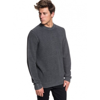 Quiksilver QUIKSILVER INLAND SETO-JUMPER FOR MEN-BLACK