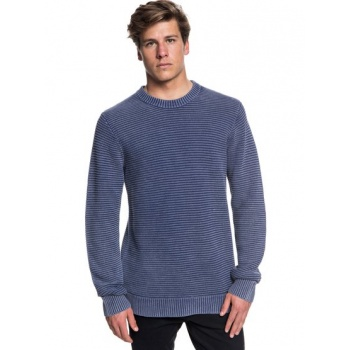 Quiksilver QUIKSILVER INLAND SETO-JUMPER FOR MEN-BLUE