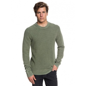 Quiksilver QUIKSILVER INLAND SETO-JUMPER FOR MEN-BROWN