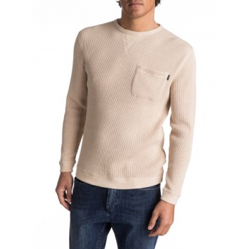 Quiksilver QUIKSILVER KEMP TON-POCKET JUMPER FOR MEN-BEIGE