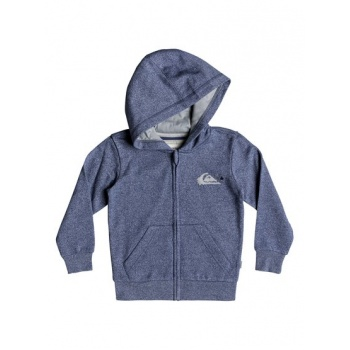 Quiksilver QUIKSILVER LEGEND-ZIP-UP HOODIE FOR BOYS 2-7-BLUE