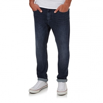 Quiksilver QUIKSILVER LOW BRIDGE JEANS  MINERAL BLUE