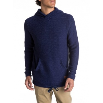 Quiksilver QUIKSILVER LUPAO-HOODED JUMPER FOR MEN-BLUE