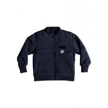 Quiksilver QUIKSILVER MANKAI SUN-WATER-RESISTANT BOMBER JACKET FOR BOYS 2-7-BLUE