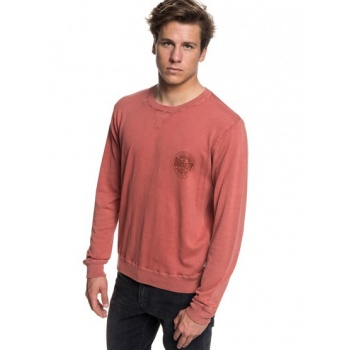 Quiksilver QUIKSILVER MIYAKO REEF-JUMPER FOR MEN-RED
