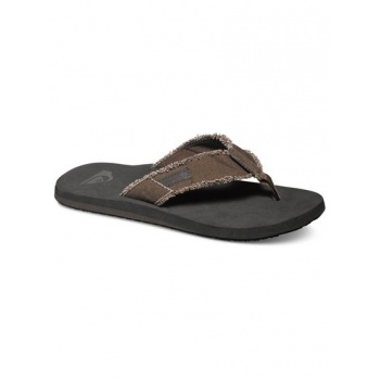 Quiksilver QUIKSILVER MONKEY ABYSS-SANDALS FOR MEN-BROWN