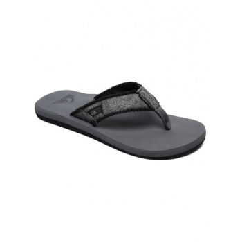 Quiksilver QUIKSILVER MONKEY ABYSS-SANDALS FOR MEN-GREY