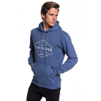 Quiksilver QUIKSILVER NOWHERE NORTH-HOODIE FOR MEN-BLUE