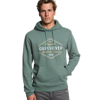 Quiksilver QUIKSILVER NOWHERE NORTH-HOODIE FOR MEN-BLUE