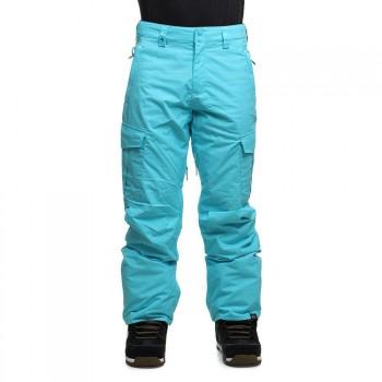 Quiksilver Quiksilver Porter Ins Snow Pants Bluefish