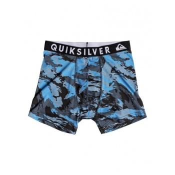 Quiksilver QUIKSILVER POSTER-BOXER BRIEFS FOR MEN-BLUE