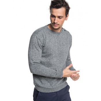 Quiksilver QUIKSILVER QUIKBOND-BONDED JUMPER FOR MEN-BLACK