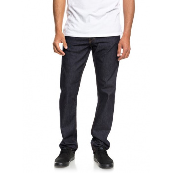 Quiksilver QUIKSILVER REVOLVER COLD WEATHER-STRAIGHT FIT JEANS FOR MEN-BLUE