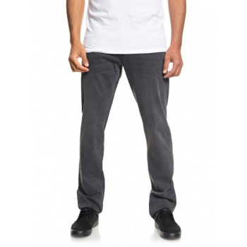Quiksilver QUIKSILVER REVOLVER SMOKED WAX-STRAIGHT FIT JEANS FOR MEN-BLUE
