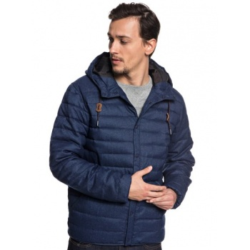 Quiksilver QUIKSILVER SCALY-PUFFER JACKET FOR MEN-BLUE