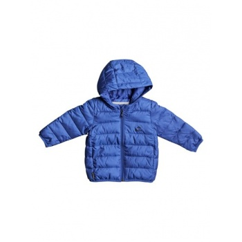Quiksilver QUIKSILVER SCALY-WATER-REPELLENT PUFFER JACKET FOR BABY BOYS-BLUE