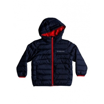 Quiksilver QUIKSILVER SCALY-WATER-RESISTANT PUFFER JACKET FOR BOYS 2-7-BLUE