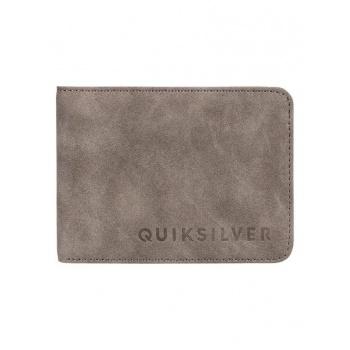Quiksilver QUIKSILVER SLIM VINTAGE-BI-FOLD WALLET-BLACK