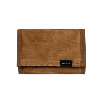 Quiksilver QUIKSILVER THE EVERYDAILY PLUS-WALLET FOR MEN-BROWN