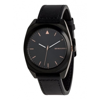 Quiksilver QUIKSILVER THE PM LEATHER-ANALOGUE WATCH FOR MEN