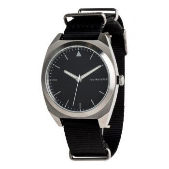 Quiksilver QUIKSILVER THE PM NATO-ANALOGUE WATCH FOR MEN-GREY