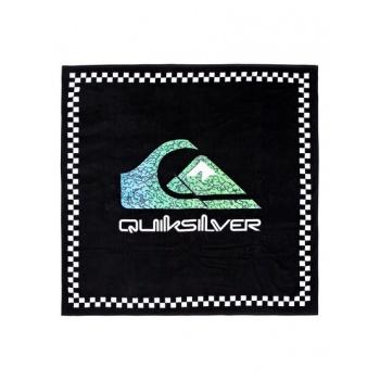 Quiksilver QUIKSILVER TOWEL-TOWEL PONCHO-BLACK