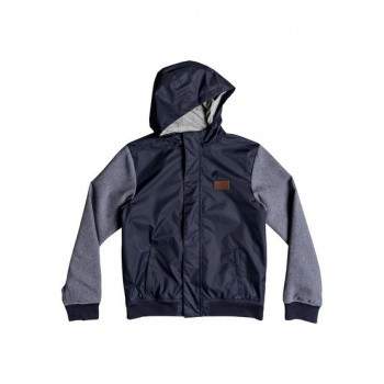 Quiksilver QUIKSILVER VISUKA-HOODED JACKET FOR BOYS 8-16-BLUE