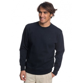 Quiksilver QUIKSILVER WATERMAN DEAD BREAK-SWEATSHIRT FOR MEN-BLACK