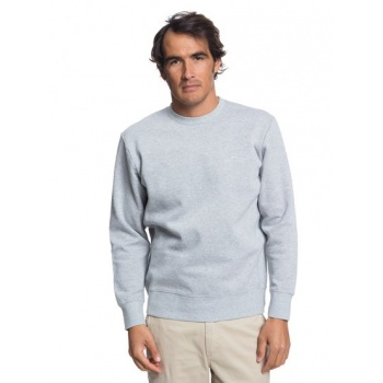Quiksilver QUIKSILVER WATERMAN DEAD BREAK-SWEATSHIRT FOR MEN-GREY