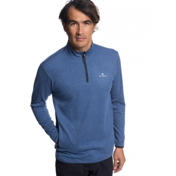 Quiksilver QUIKSILVER WATERMAN SEA EXPLORER-TECHNICAL HALF-ZIP SWEATSHIRT FOR MEN-BLUE