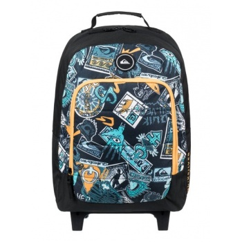 Quiksilver QUIKSILVER WHEELIE BURST 26L-WHEELED BACKPACK-YELLOW