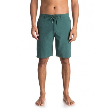 Quiksilver QUIKSILVER WISLAB-CHINO SHORTS FOR MEN-GREEN