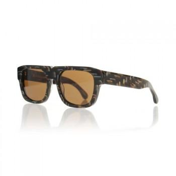 Raen Raen Coda Polarised Sunglasses Brown Alder