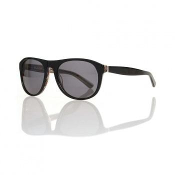 Raen Raen Deakin Polarised Sunglasses Wood Grain/Blk