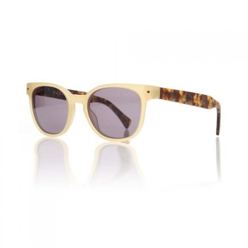 Raen Raen Squire Sunglasses Smoke Ivory